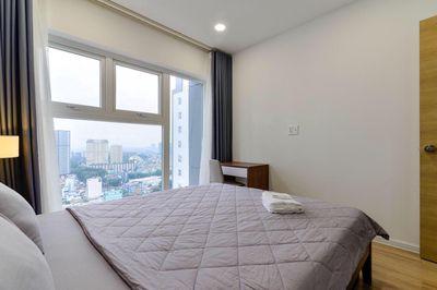 Chung cư Xi Grand Court 70m² 2PN full nội thất,Q10