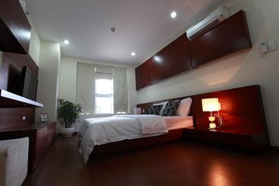 Chung cư The Harmona 76m² 2PN nhà đẹp lầu cao mát
