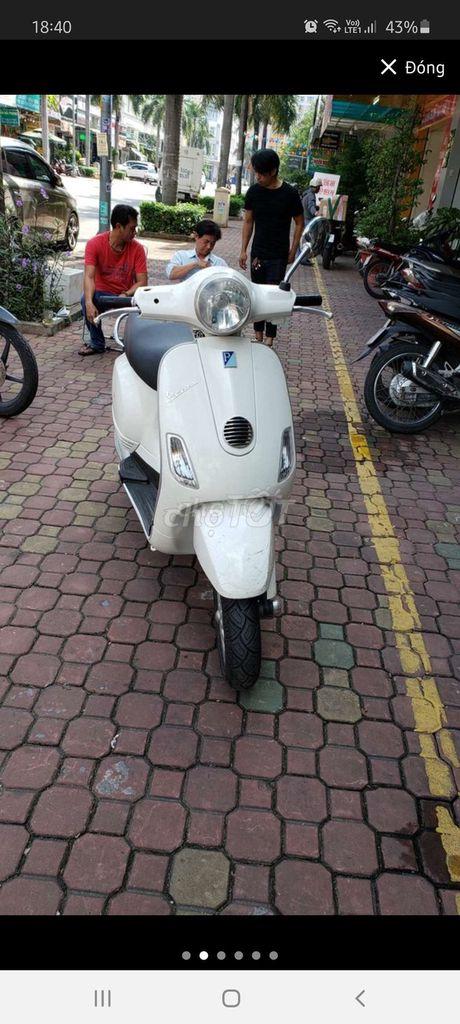 Piaggio LX nhập 2011
