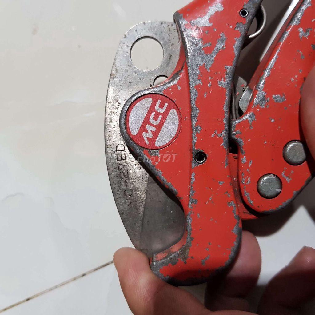 0978575655 - kìm cắt ống fi 27 xuống 21 của nhật hiệu MCC