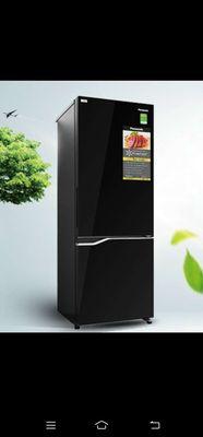 Tủ lạnh Panasonic inverter 290L NR-BV320GKVN. NEW