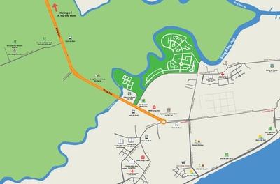 Cần Mua nhà, đất Khu dân cư Phước Lộc, Cần Giờ...