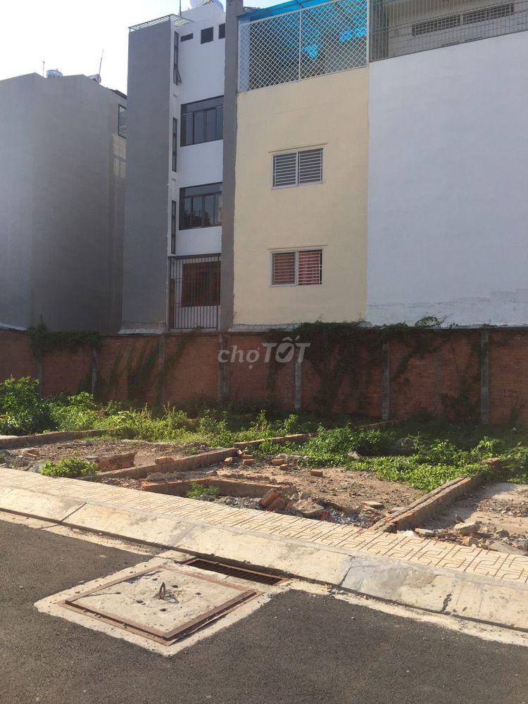 Bán GẤP đất Đường Đỗ Thừa Luông Tân Phú 60m2 SHR