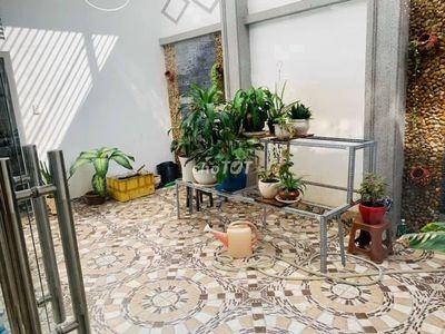 Bán nhà kiểu biệt thự mini đường Bình Giã