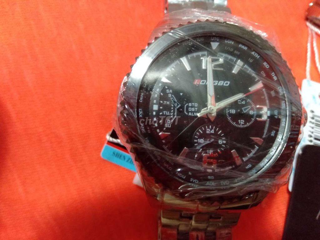 0767093978 - Đồng hồ nam LongBo's mới 100% nguyên tem