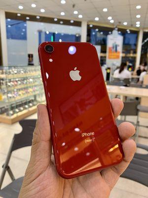 iPhone XR Đỏ Chính hãng Thegioididong 64GB