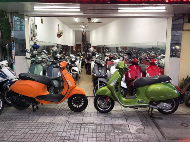 xe máy - ô tô Thanh Tung