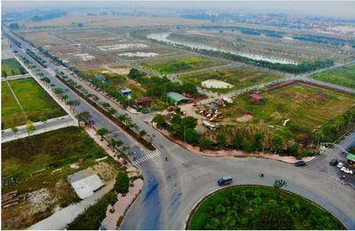Đất nền Dự Án Garden City Từ Sơn