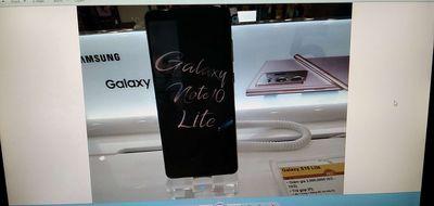 Samsung Galaxy Note 10 Đen 128 GB
