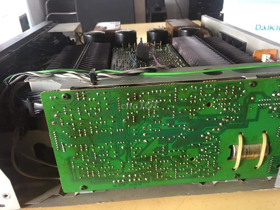 AMPLY PIONEER A-150D;Công suất 350w, bãi nhật