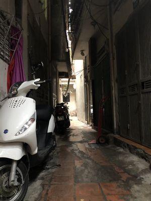 Bán Đất phố Chợ Khâm Thiên Ngõ Thông KD 45m 1.85 T
