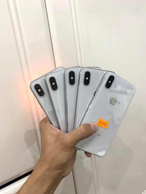 Apple iPhone X 64 GB trắng