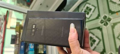Galaxy Note 9 Đen ram 6,128 GB vn full box