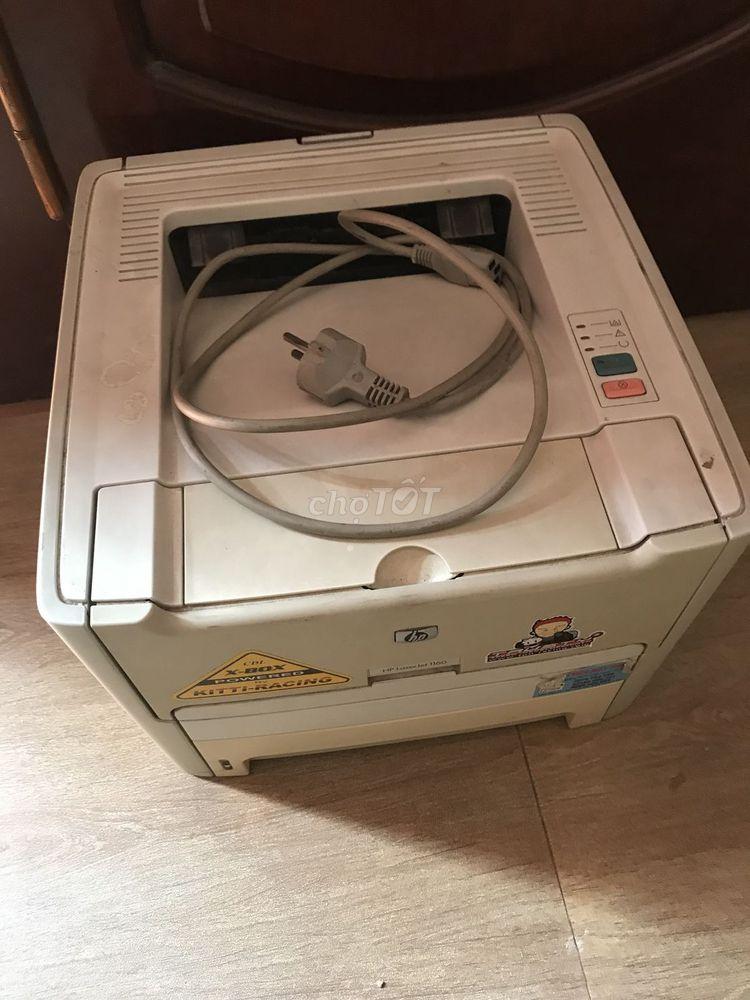 Thanh lý máy in HP 1160
