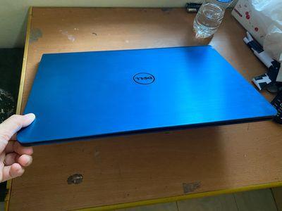 Dell 5548 i5-5200u ram 4g ổ 500g VGA rời màu xanh