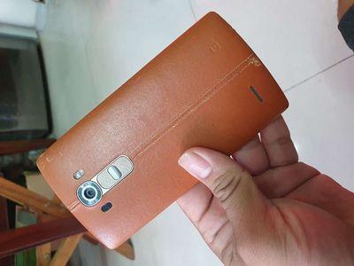LG G4 lưng da huyền thoại máy zin có giao lưu