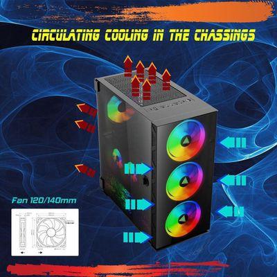 Case FA-401 Gaming RGP ( Mới Full Box )