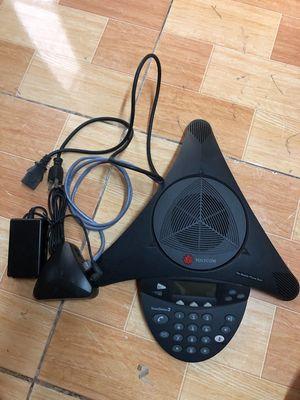 Điện thoại hội mghi polycom sound station2