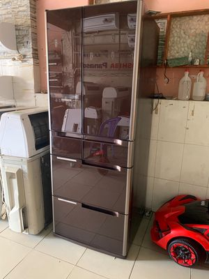 Tủ lạnh HITACHI inverter 570L hút chân không