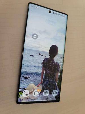 Samsung Galaxy Note 10 Bạc 256 GB