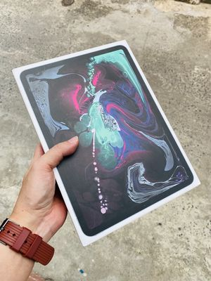 iPad Pro 11 inch 2018 64G bản 4G FPT còn bảo hành