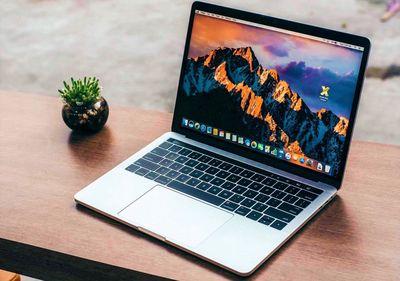 Macbook Pro 13 Retina 2017 - MPXR2: Sang trọng