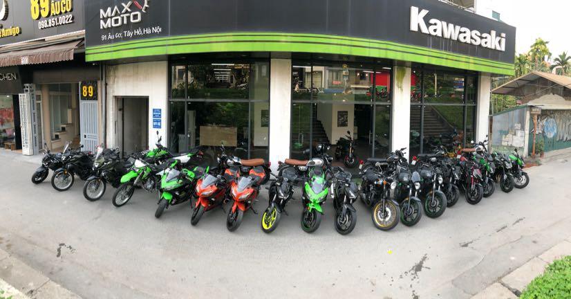 Kawasaki MaxMoto