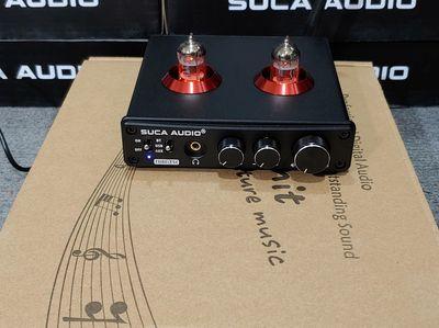 Pre đèn kết hợp giải mã DAC Suca Tube T5C chínhãng