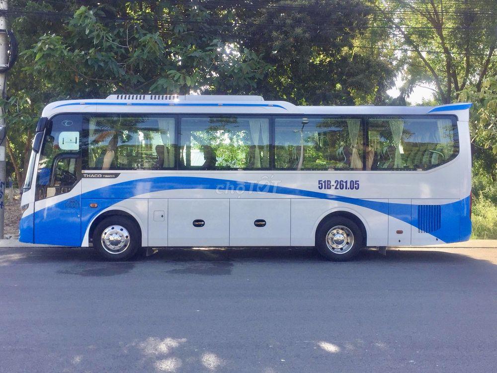 Cho thuê xe 16,29,45 chỗ tại Sài Gòn giá rẻ