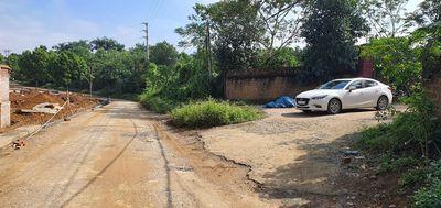 Bán 8500 m2 Đất Trang Trại xã Phú Cát, Quốc Oai.
