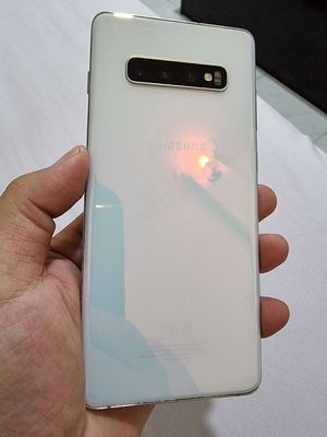 Samsung Galaxy S10 plus Trắng 128 GB SSVN