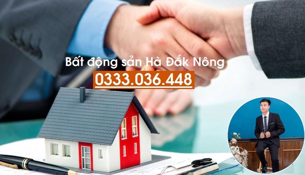 Bất động sản Hà Đắk Nông