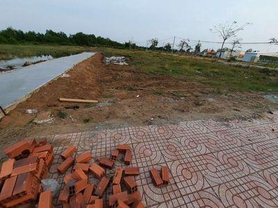 Đất Huyện Thạnh Phú 110m2