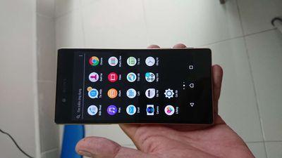 Sony z5 2sim