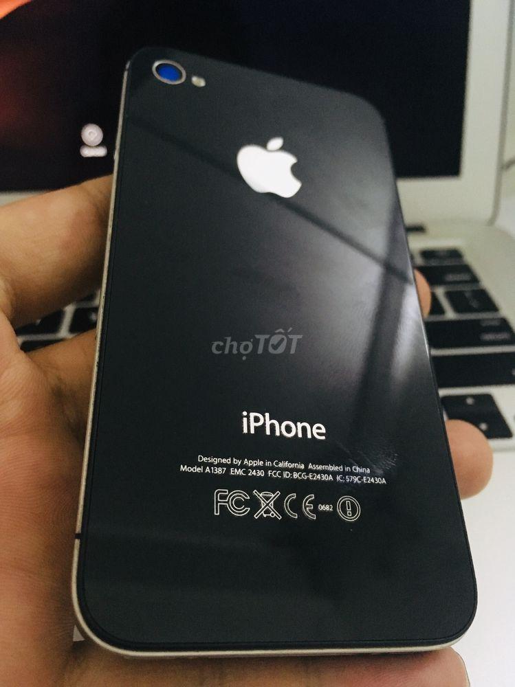Bán iPhone 4s 16gb đang sử dụng