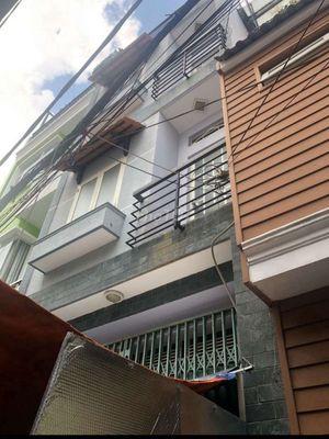 Nhà đẹp 4 tầng, 4 x 16m, P. Tân Định, Q.1, ở liền