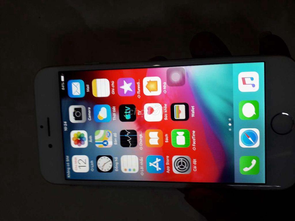 0582015592 - Apple iPhone 6 Bạc 16 GB qt