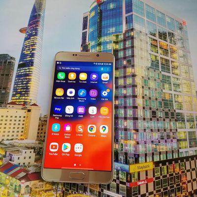 Samsung Galaxy Note 5 Vàng 32 GB