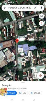 Bán Đất ngay Tân quy tỉnh lộ 15 củ chi . DT. 670m