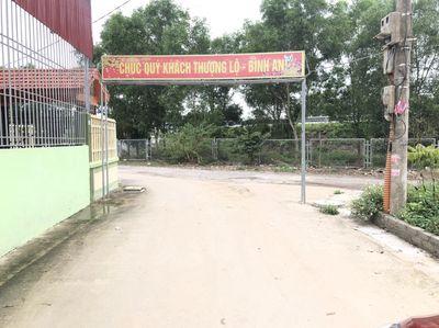 Đất mặt đường Cẩm Văn, Quốc Tuấn, An Lão