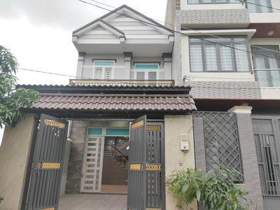 Nhà riêng 5 x 20m, Lê Văn Lương, gần HA Gold House