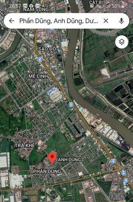 Đất Quận Dương Kinh 71m²