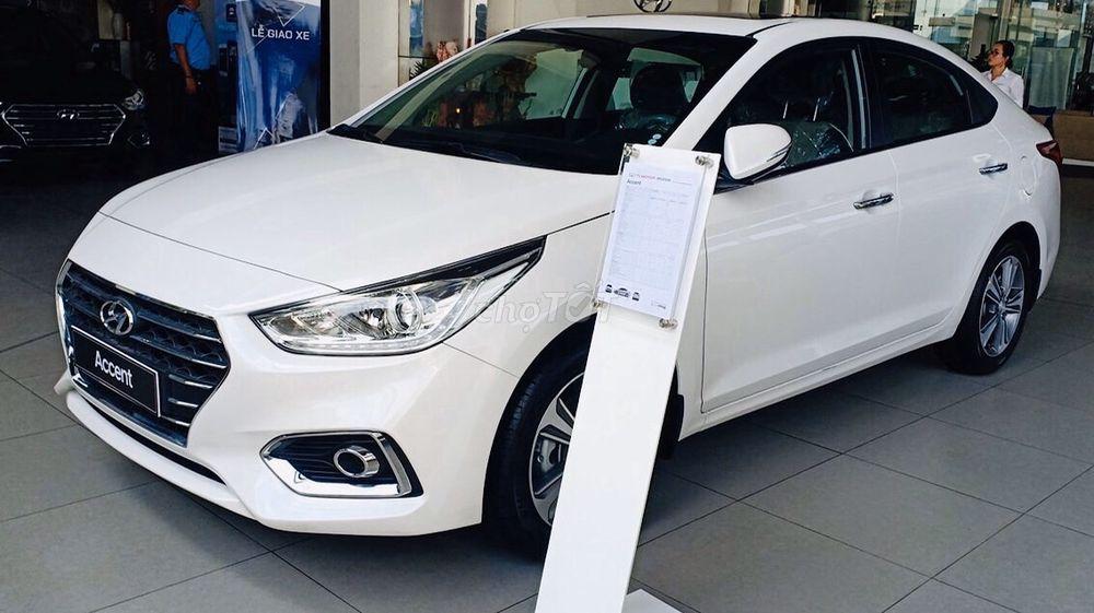 Hyundai Accent Đặc Biệt, Đủ Màu Giao Xe Ngay