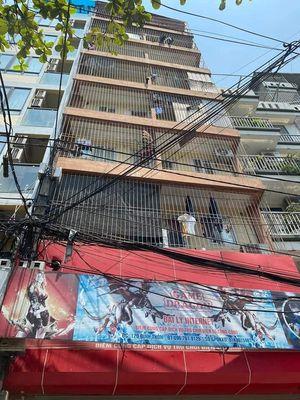 Bán nhà 9 tầng mặt phố Đồng Me 140m2 giá 24 tỷ.