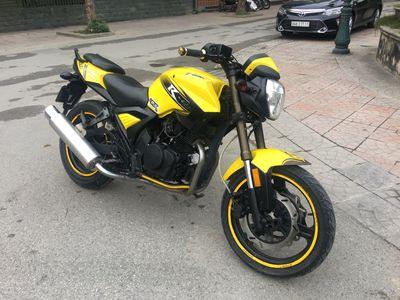 Honda CB 170 màu vàng Nguyên bản biển HN