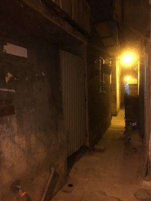 Nhà 2 tầng phố Sơn Tây,P Đội Cấn Q. Ba Đình 38.5m2