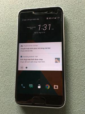HTC 10 32 GB bạc