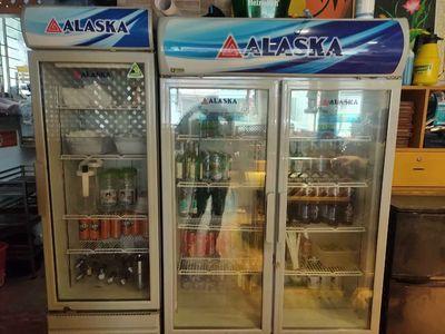 Thanh lý tủ mát Alaska giá rẻ còn mới