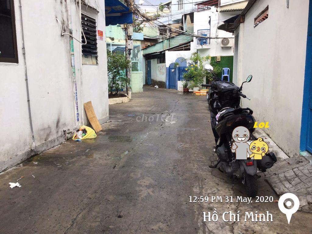 Bình Thạnh 29/82B Hoàng Hoa Thám P6 2PN 2WC 3x10m