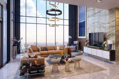 Bán CH Duplex Sunshine City 180m 6PN view đẹp sđcc